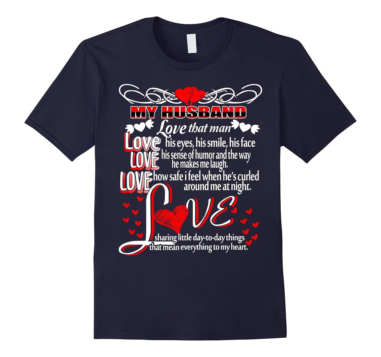 My Husband Tshirt-Vaci