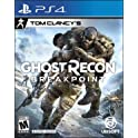 Tom Clancy's Ghost Recon Breakpoint Standard Edition for PS4