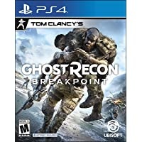 Tom Clancy's Ghost Recon Breakpoint Standard Edition for PlayStation 4 by Ubisoft