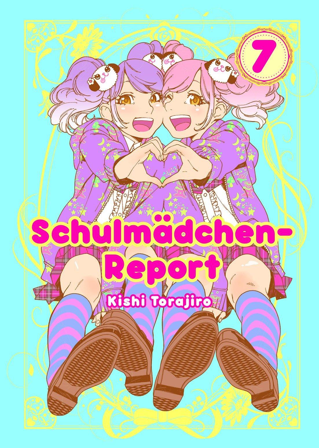 Schulmädchen-Report: Bd. 7