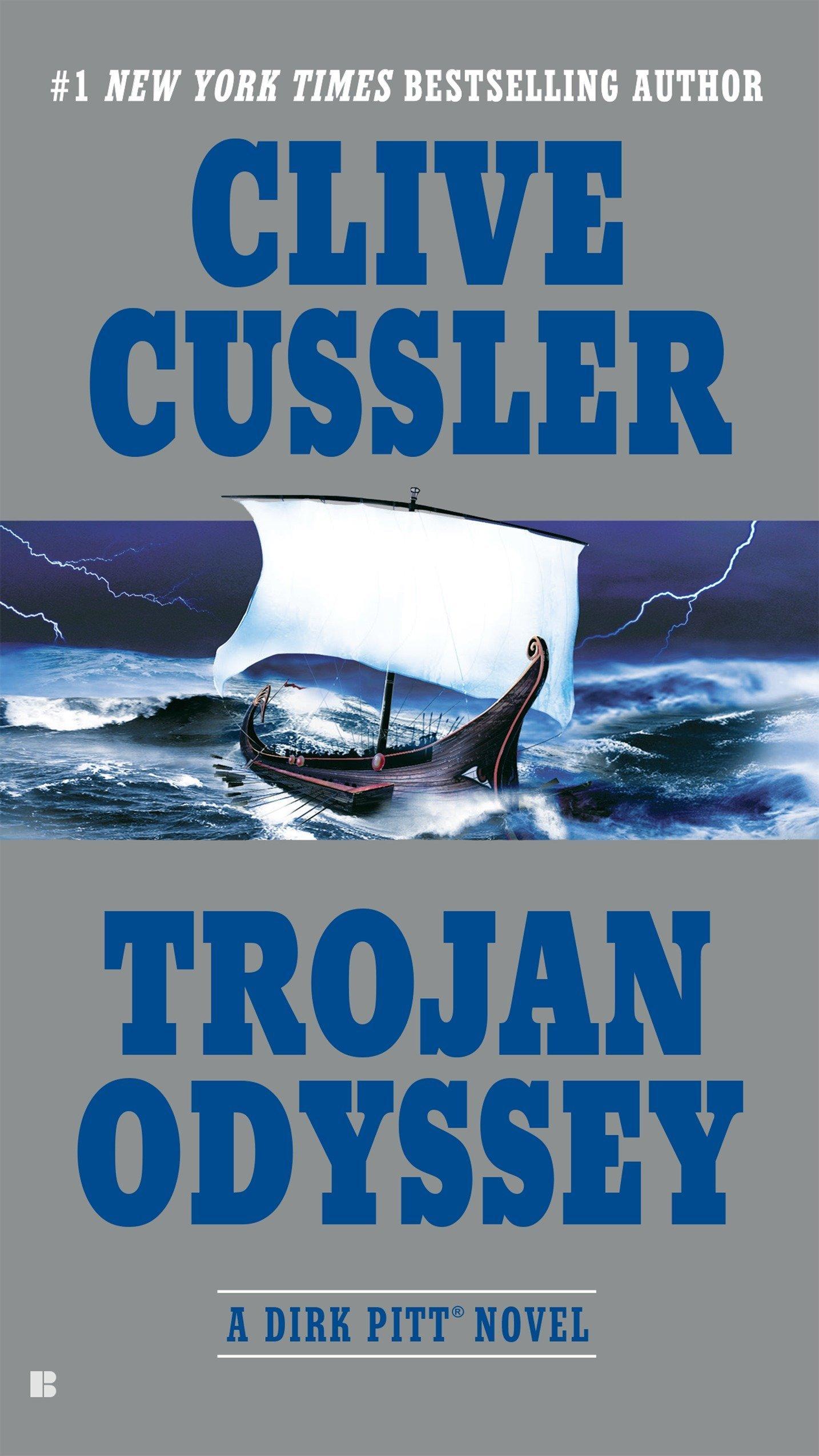 Trojan Odyssey (Dirk Pitt Adventure) ebook