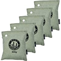 AAGUT 5X500 Gram Bamboo Charcoal Bags