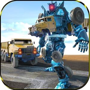 city garbage robot truck driver simulator: juegos de camiones de basura: Amazon.es: Appstore para Android