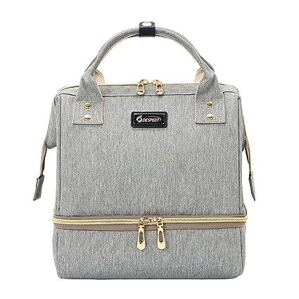 Mini mochila, diseño cambiador de bebé, mochila para la ...