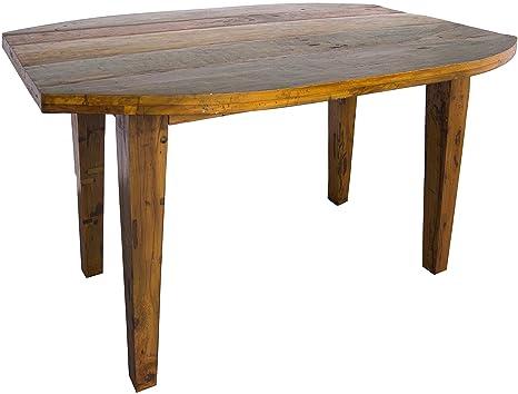 Guru-Shop Tavolo da Pranzo, Tavolo da Cucina in Legno di Teak ...