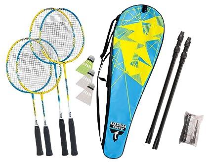 Talbot Torro Family 4 Player Badminton Racket Set
