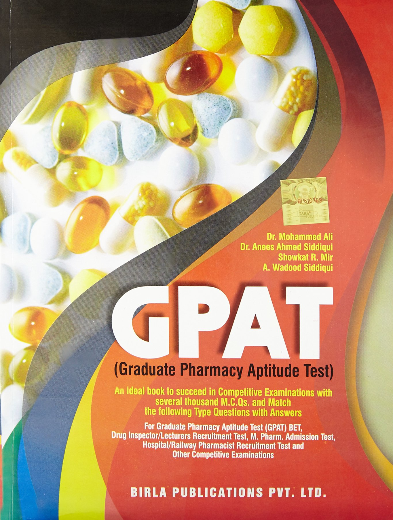 Amazon in: Buy Gpat Book Online at Low Prices in India