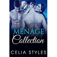 MENAGE BUNDLE COLLECTION - 11 Hot Threesome Short Stories: MMF Romance Stories