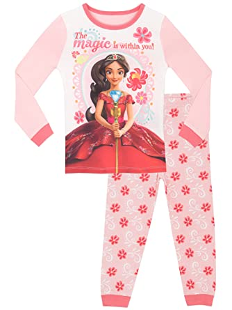Disney Girls Elena of Avalor Pajamas Size 3T