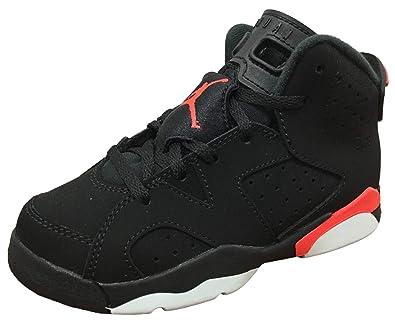03b883a9a20 Jordan Air Retro 6 quot Infrared Black Infrared (PS) (1.5 M US
