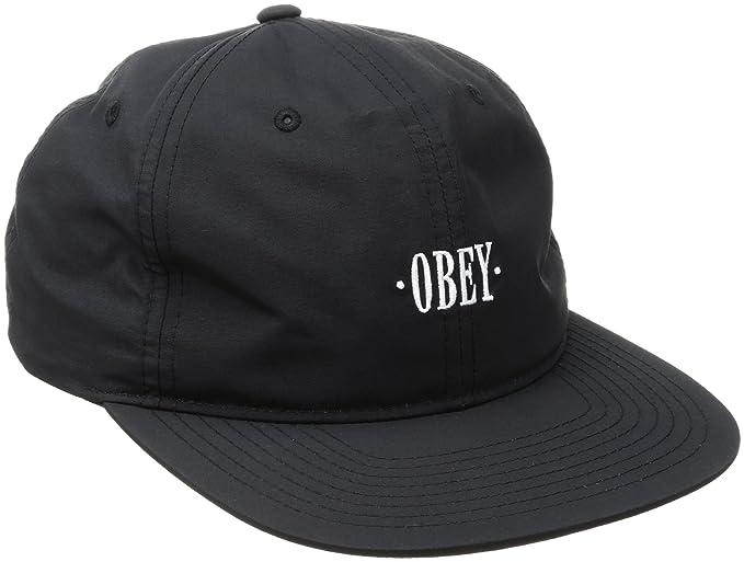 Obey Hombres Gorra de béisbol - negro -  Amazon.es  Ropa y accesorios f8283584b49