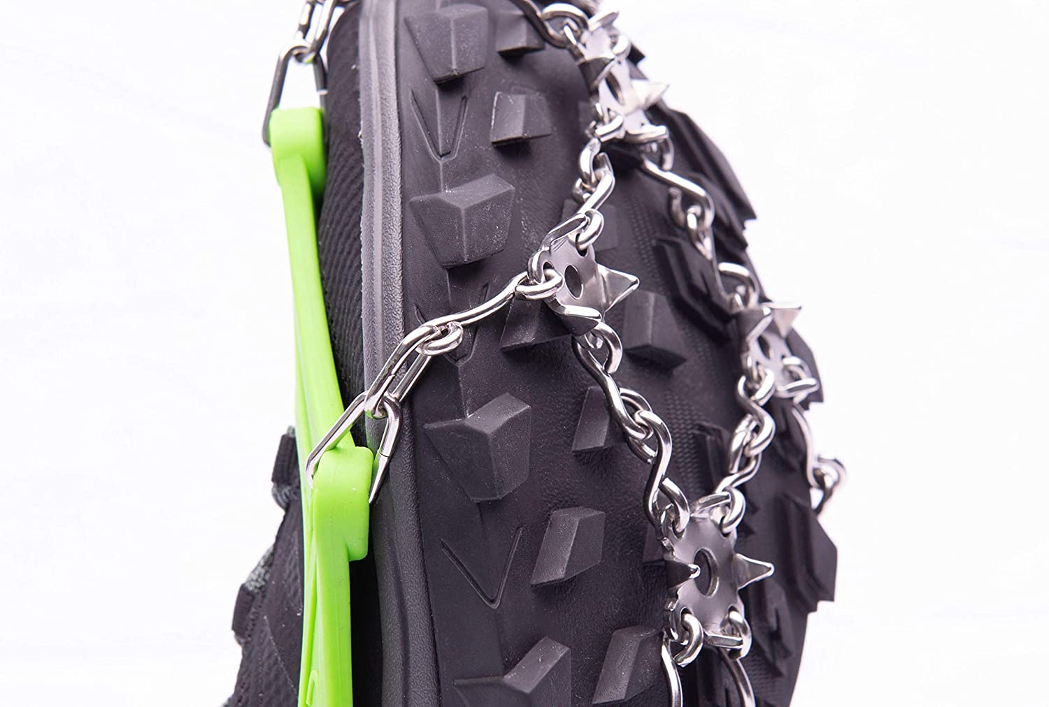 Hillsound FreeSteps6 Traction Device Green Small