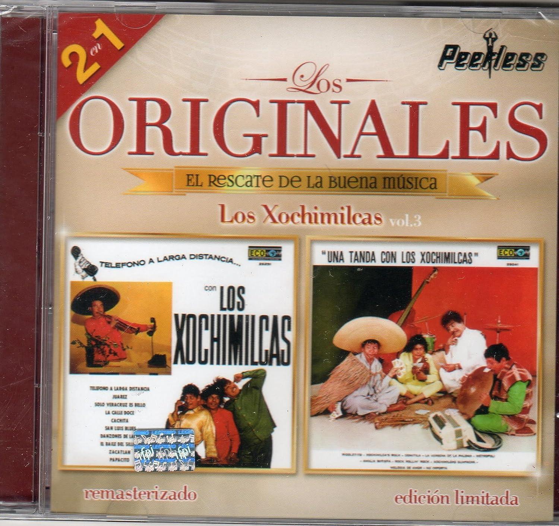 LOS XOCHIMILCAS - LOS XOCHIMILCAS VOL.3 (EDICION LIMITADA) 2 ...