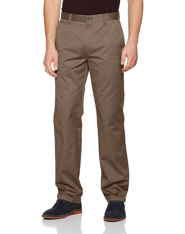 TALLA W38/L36 (Talla del fabricante: 38 36). Dockers Clean Khaki Marina Slim - Twill - Pantalones Hombre