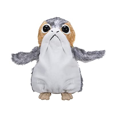 Star Wars: The Last Jedi PORG Electronic Plush: Toys & Games