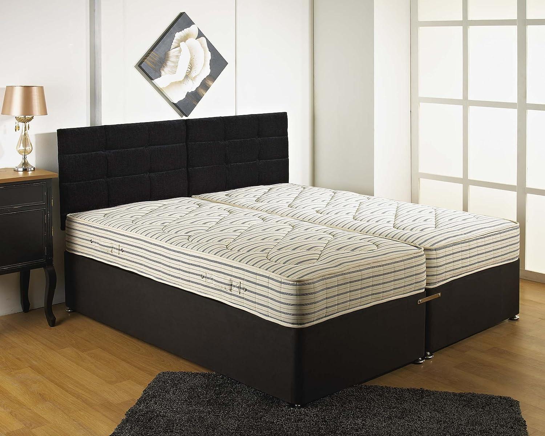 Starlight Beds 4 ft Pequeño Doble Colchón, Contrato colchón y Hotel colchón, Cumbria: Amazon.es: Hogar