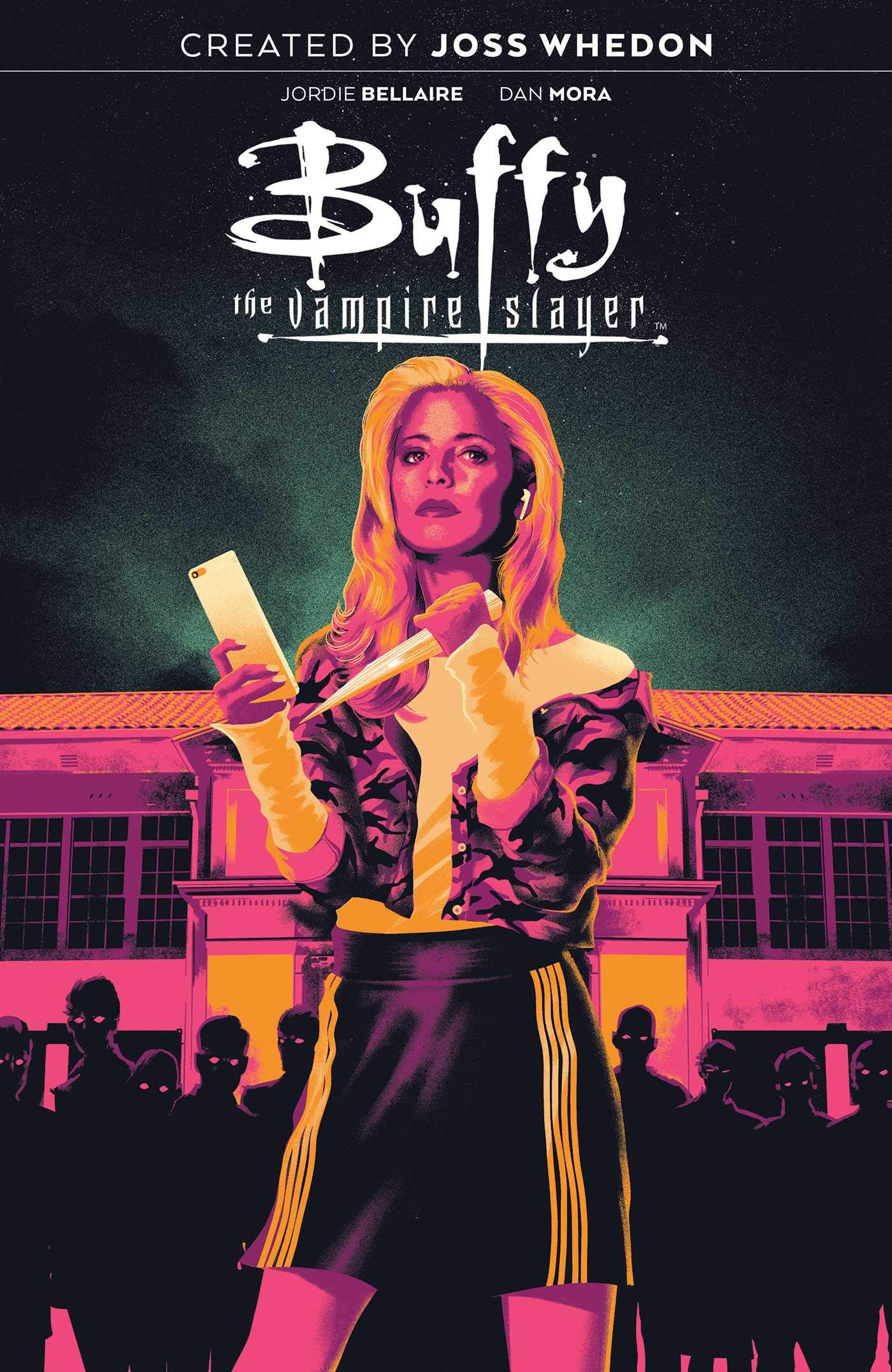 Buffy the Vampire Slayer Vol. 1: Jordie Bellaire, Joss Whedon, Dan Mora:  9781684153572: Amazon.com: Books