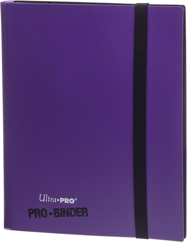 bleu foncé Ultra Pro PRO BINDER pour 360 cartes-Dark Blue