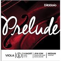 D'Addario Prelude - Cuerda individual Do para viola