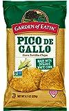 Garden of Eatin' Pico De Gallo Corn Tortilla Chips, 8.1 Ounce (Pack of 12)