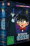 Detektiv Conan - Box 2 (Episoden 35-68) [6 DVDs]