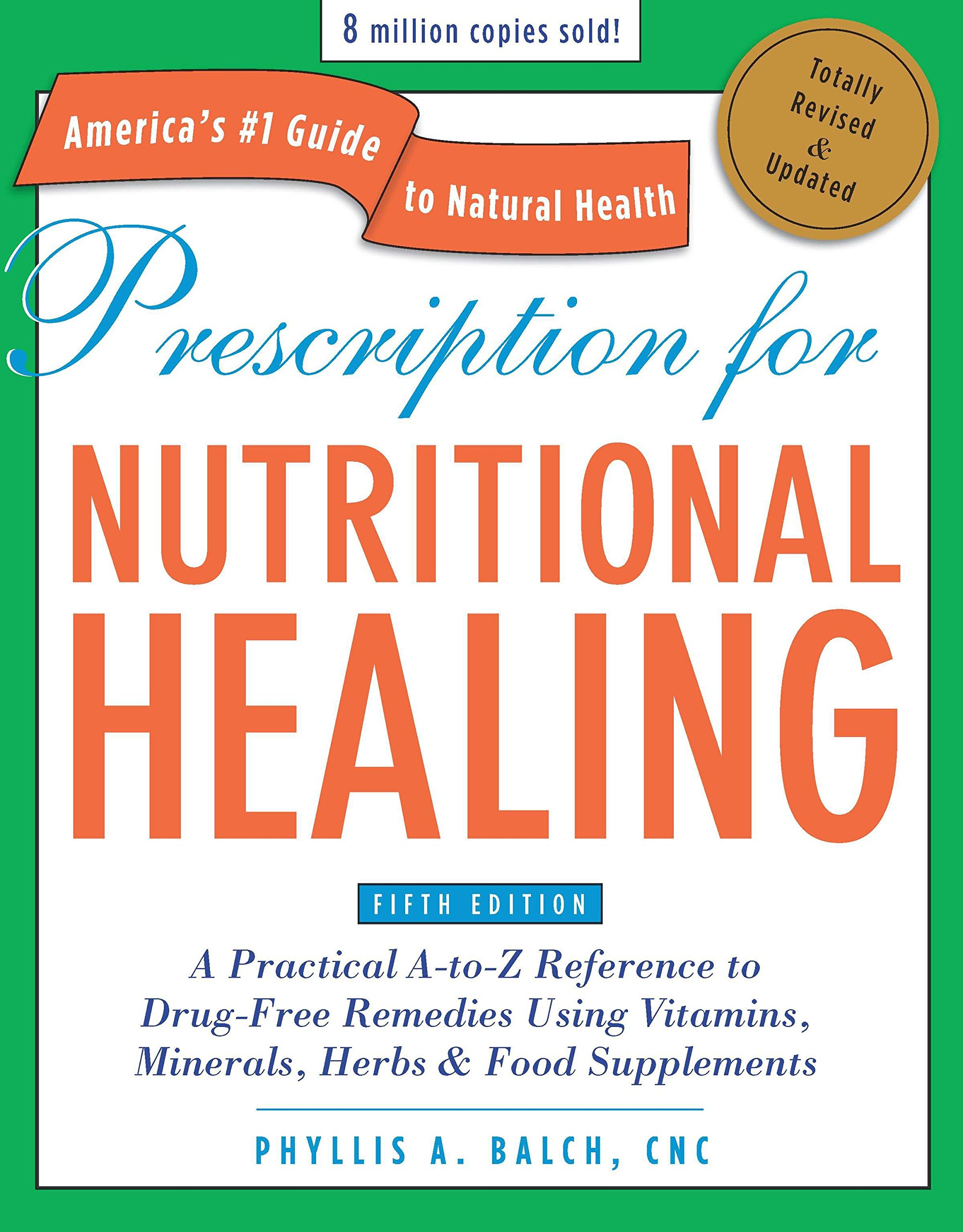 Prescription Nutritional Healing Fifth Practical product image