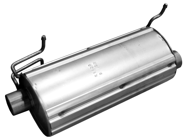 Exhaust Muffler-Quiet-Flow SS Muffler Walker 21406