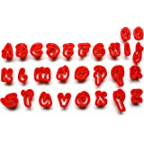 Disney Font Alphabet | Lowercase Letters | Fondant Cake Decorating Set or Cookie Cutters