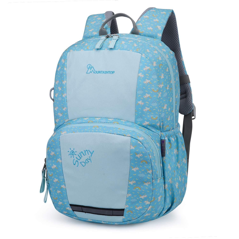 Mountaintop Kids Backpack/Toddler Backpack/Pre-School Kindergarten Toddler Bag good outdoor