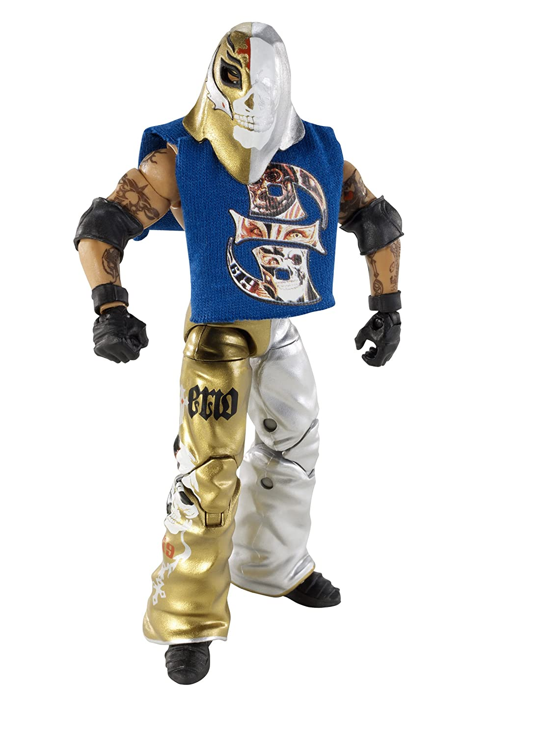amazon com wwe elite collection rey mysterio figure series 5