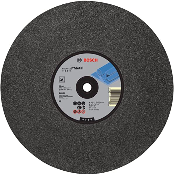 Bosch 2608600543 Expert for Metal - Disco de corte recto, A ...