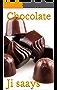 Chocolate (English Edition)