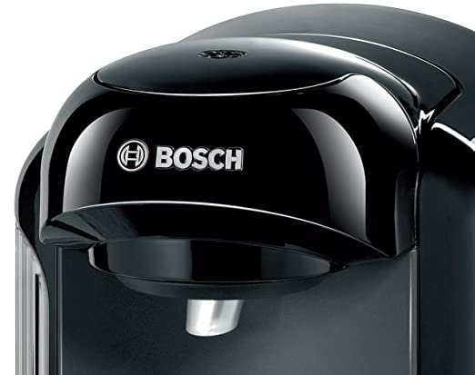 Amazon.com: Bosch T12 Vivy máquina de café, color negro por ...