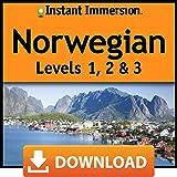 Instant Immersion Norwegian Levels 1,2 & 3 [Online Code]