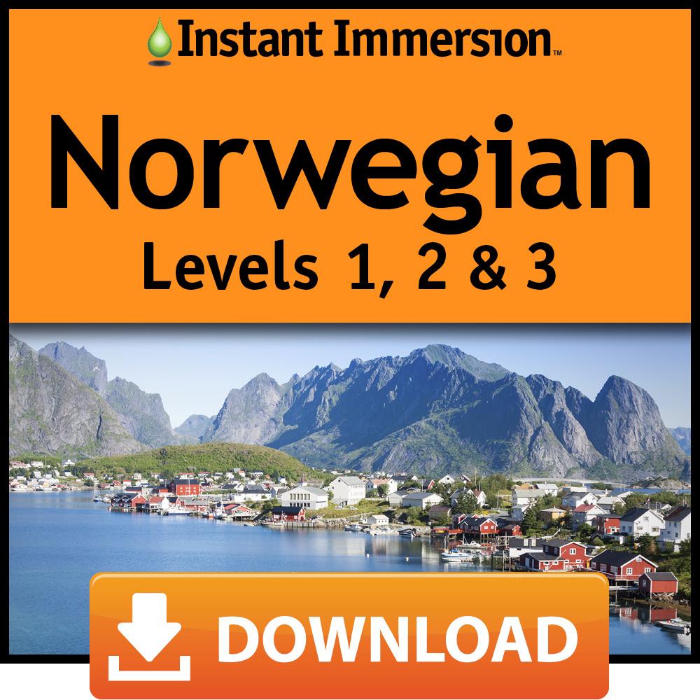 rwegian Levels 1,2 & 3 [Online Code] ()