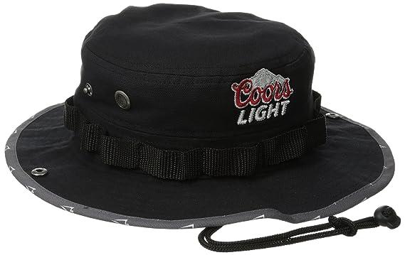 Coors Men s Light Canvas Boonie 6af4656f535