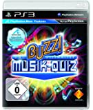 Buzz!: Das ultimative Musik-Quiz (Move kompatibel) [Importación alemana]