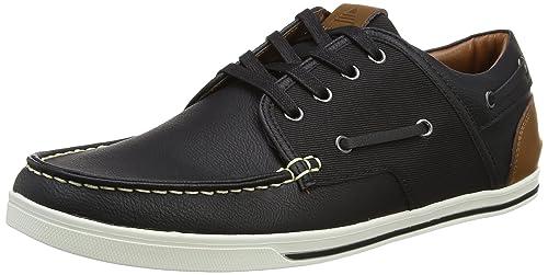 2afd0a19 Aldo Greeney-r, Zapatillas para Hombre, Negro (97 Black Leather), 39:  Amazon.es: Zapatos y complementos