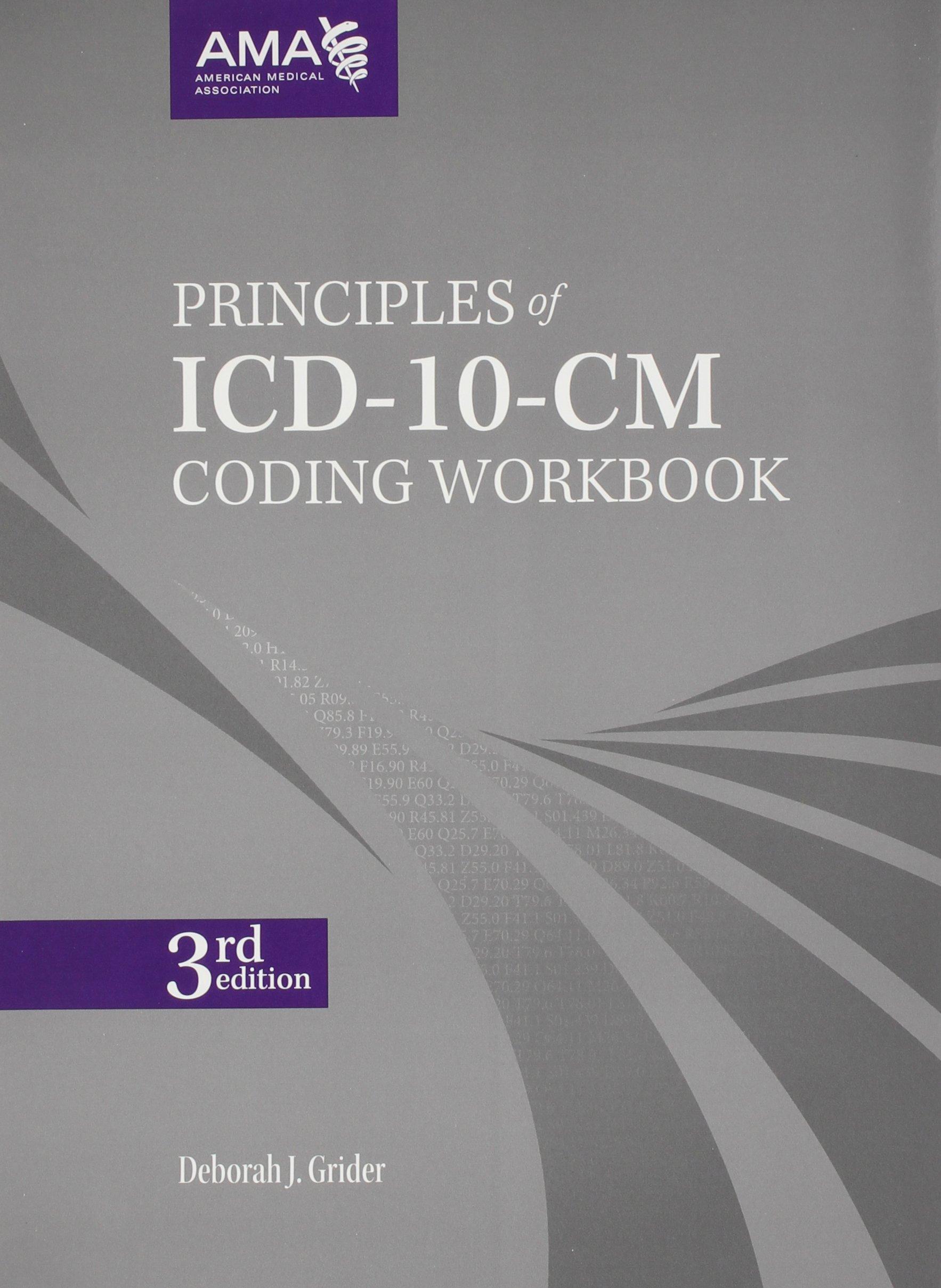 Principles of ICD-10-CM Coding