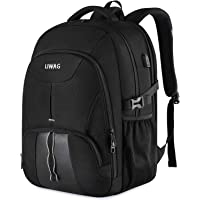 Extra Large Backpack for Men,Durable Travel Laptop Backpack Gifts for Women Men with USB Charging Port,TSA Friendly Big…