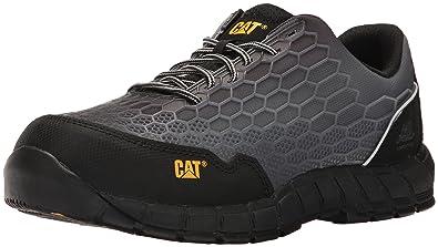 cf96bf5a6ac Caterpillar Men's Expedient Ct/Medium Charcoal Work Shoe