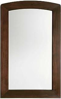 Amazoncom Foremost COCM Columbia Inch Cherry Bathroom - Cherry wood bathroom mirror