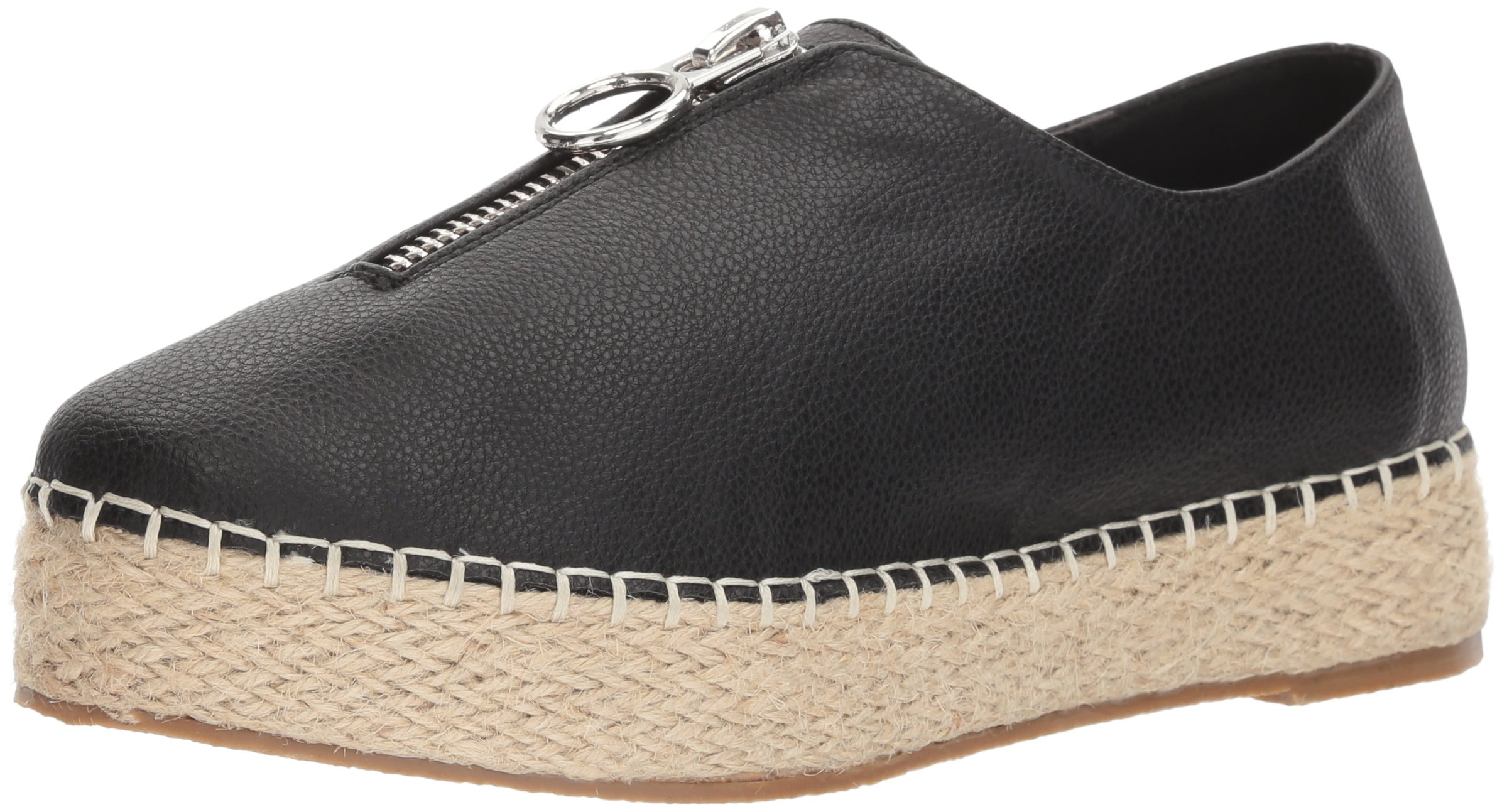 Coconuts by Matisse Women's Mighty Fine Platform, Black, 9 M US