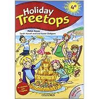 Treetops on holiday. Student's book. Per la 4ª classe elementare. Con CD-ROM