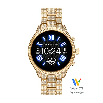 Amazon.com: Michael Kors Access Lexington 2 Smartwatch ...