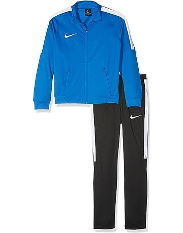 Nike e NK Dry SQD17 TRK Suit K Tuta Unisex Bambino c4355d8437e4