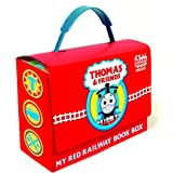 Thomas and Friends: My Red Railway Book Box (Thomas & Friends): Go, Train, Go!; Stop, Train, Stop!; A Crack in the Track!; An