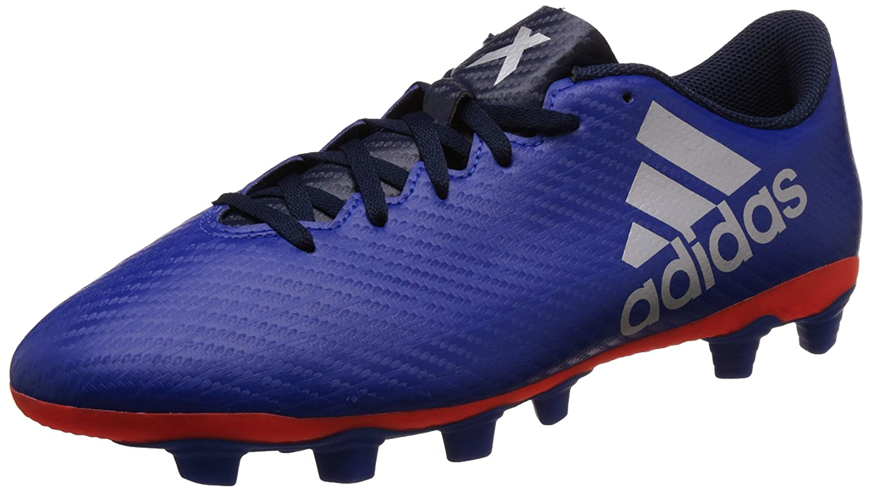 Adidas X 16.4 FxG Fussballschuhe Outdoor Schuhe Fußball Royal