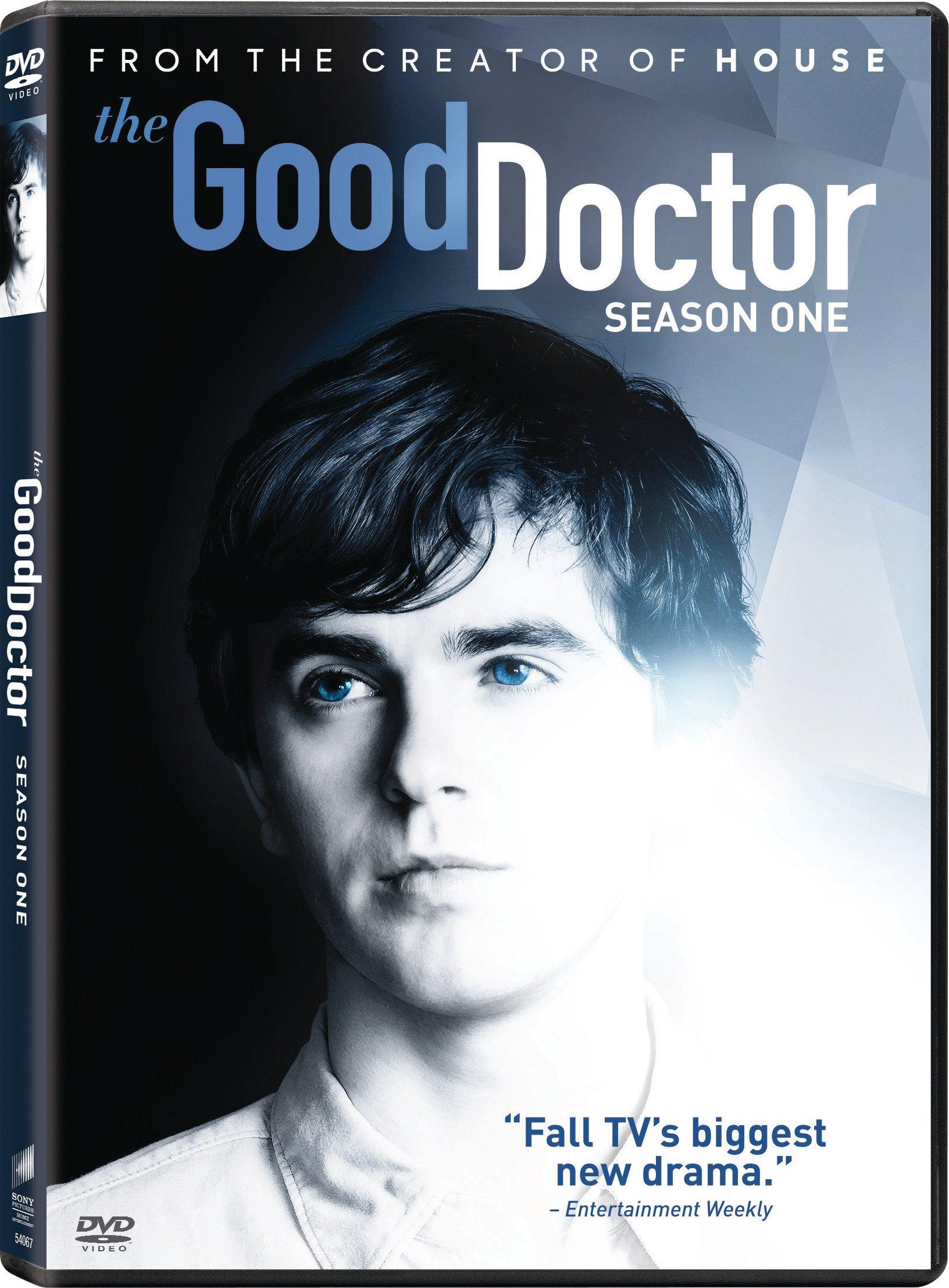 DVD : The Good Doctor: Season One (Amaray Case)