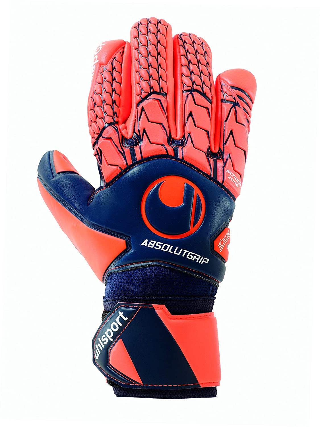 Uhlsport Next Level Absolutgrip Finger Surround Torwart-Handschuhe